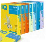 Многофункциональная цветная бумага IQ Color