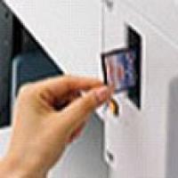 Идентификатор пользователей DP-S550/850 и J450